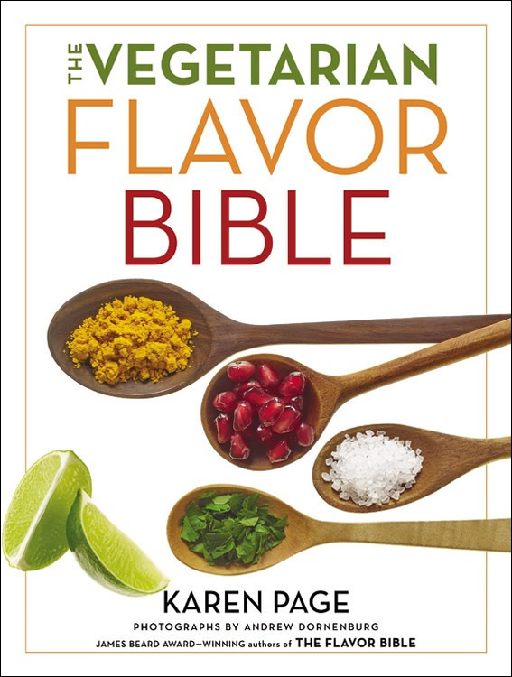 Vegetarian Flavor Bible Review & Giveaway