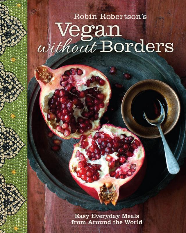 Jackfruit Gyros with Vegan Tzatziki Sauce + Vegan Without Borders Giveaway