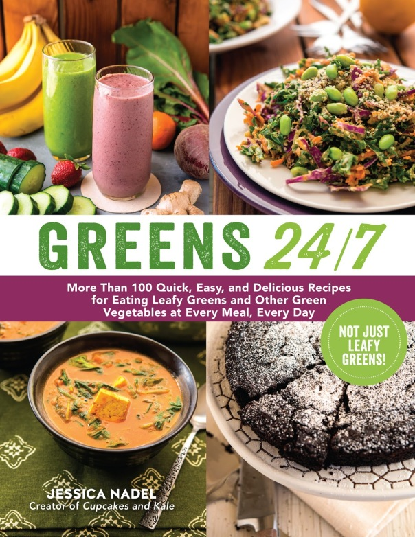 GREENS 24/7 review and giveaway