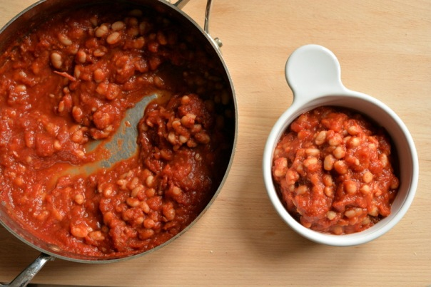 British-Style Baked Beans