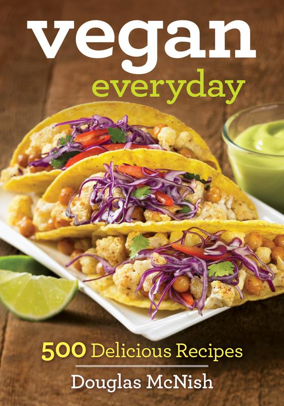 Vegan Everyday Cookbook Giveaway