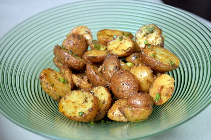 Smoked Paprika Potato Salad