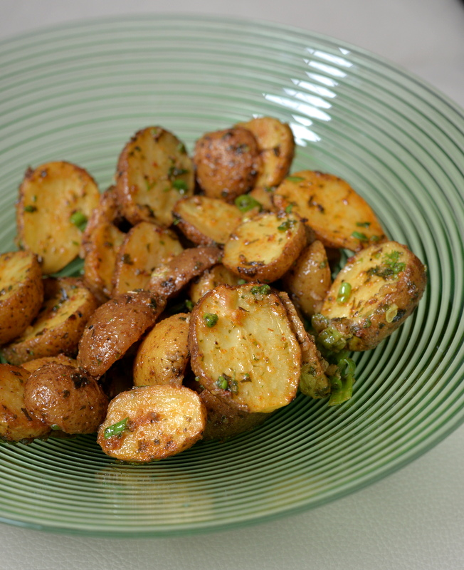 Smoked Paprika Potato Salad + Complete Guide to Even More Vegan Food Substitutions GIVEAWAY