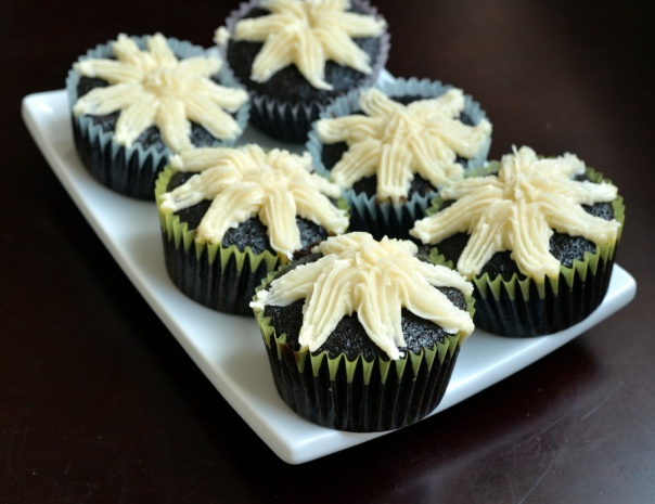 The Best Vegan Chocolate Cupcake