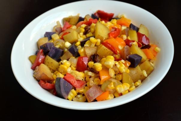 Corn Chowder Salad