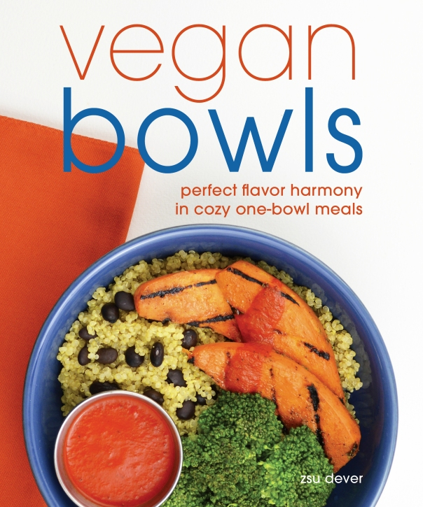 Vegan Bowls cookbook GIVEAWAY