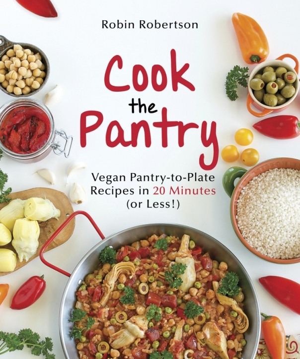 Cook the Pantry GIVEAWAY