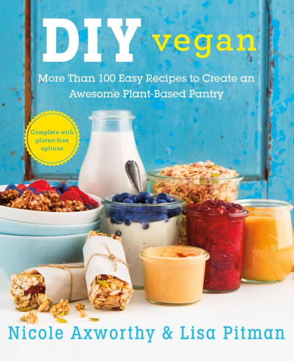 Savoury Egg Mix + DIY Vegan Cookbook GIVEAWAY
