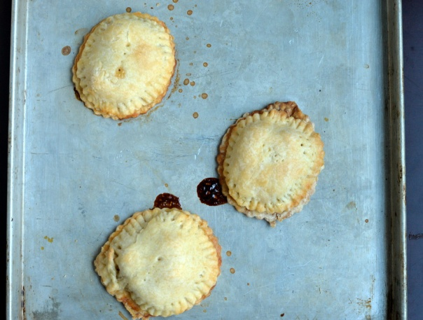Vegan Apple Pie Hand Pies