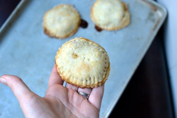 Vegan Apple Pie Hand Pies