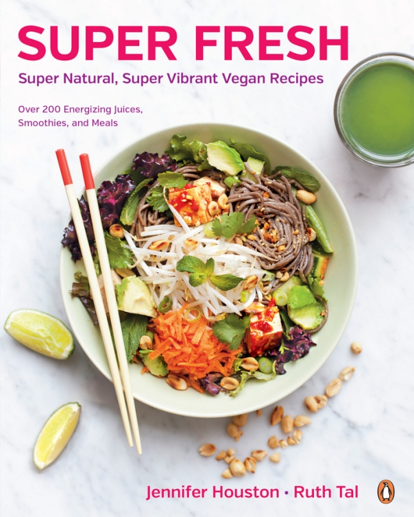 Fresh's Green Poutine-Style Sweet Potato + Super Fresh cookbook GIVEAWAY