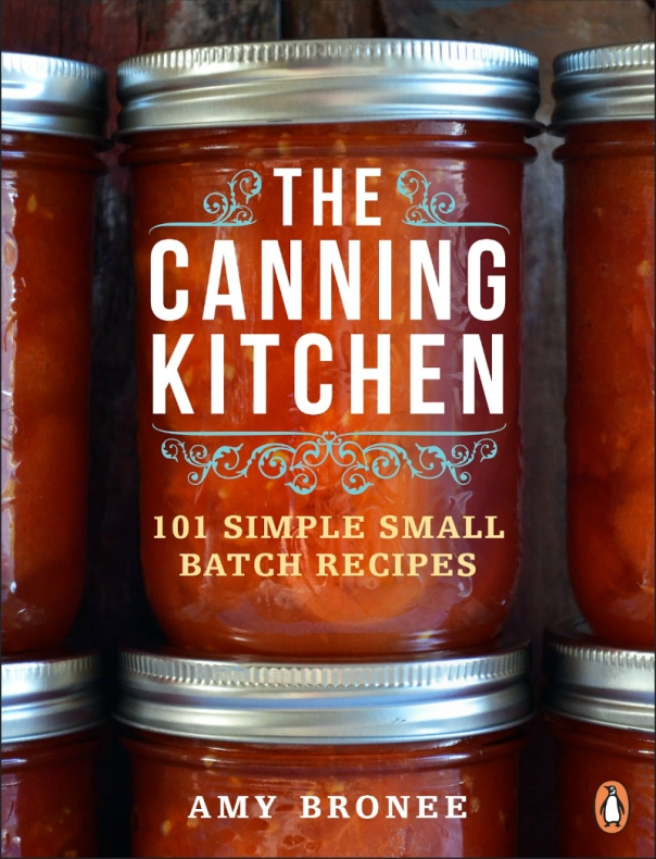 The Canning Kitchen cookbook GIVEAWAY