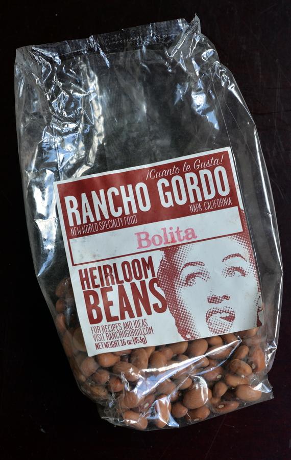 Rancho Gordo Bolita Beans
