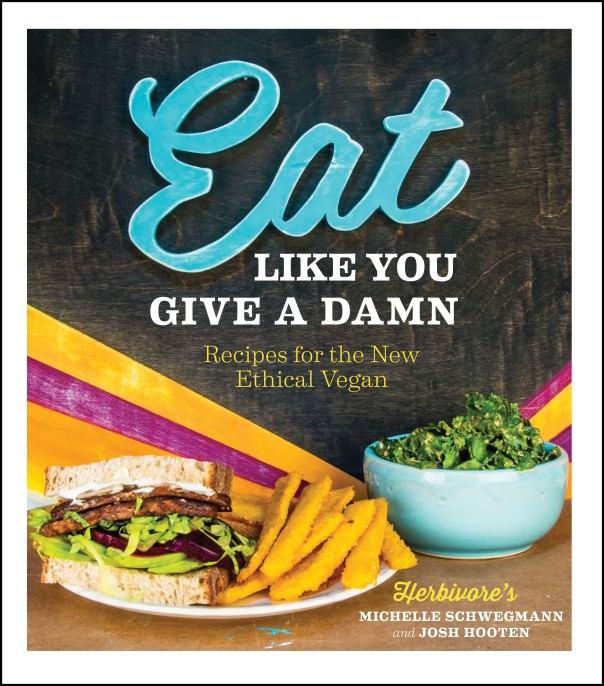 Eat Like You Give a Damn cookbook review + GIVEAWAY
