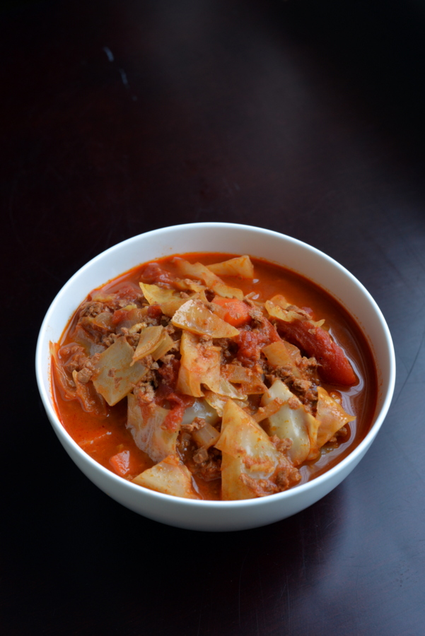 Vegan Mexican Cabbage Soup