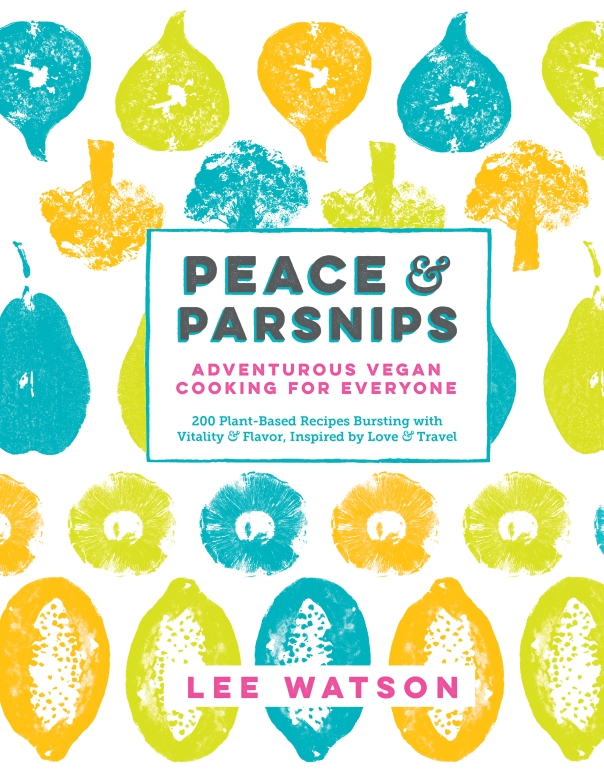 Peace & Parsnips cookbook GIVEAWAY
