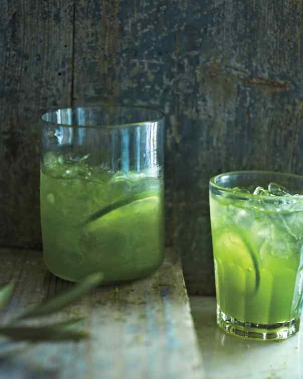 sorrel lime cooler