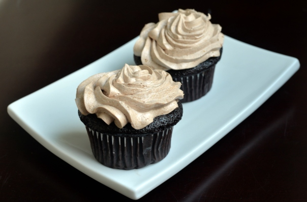 Best Vegan Chocolate Cupcakes with Chocolate Buttercream Frosting