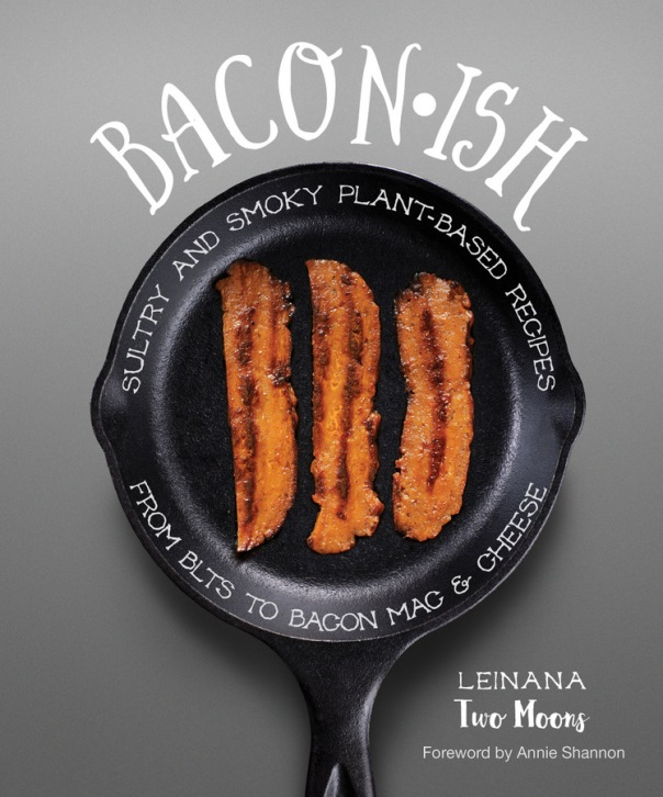 Baconish Cookbook giveaway