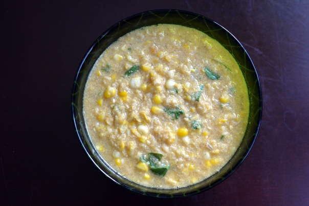 Smoky Corn Chowder + Vegan Bowl Attack GIVEAWAY