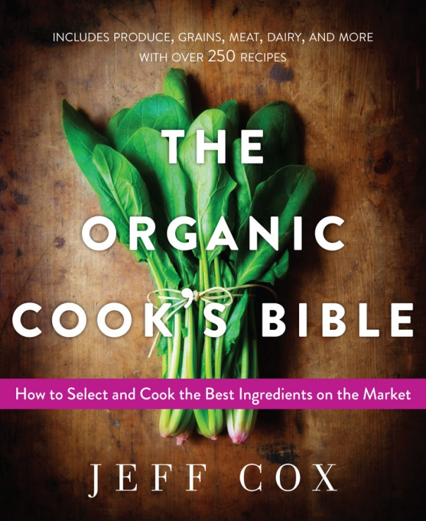 Organic Cook's Bible giveaway