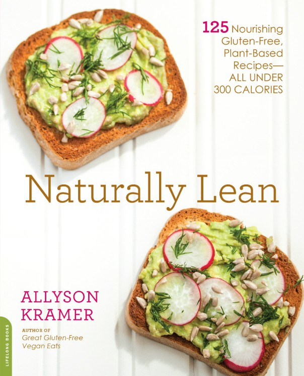 Naturally Lean cookbook giveaway