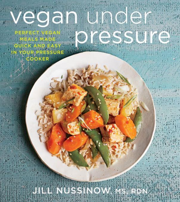 Vegan Under Pressure cookbook review