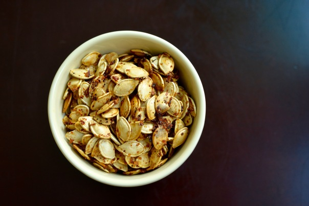 Mesquite Roasted Pumpkin Seeds